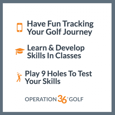 Operation 36 Beginner Golf Clinics, John Hughes Golf, Beginner Golf Lessons, Beginner Golf Schools, Adult Beginner Golf Clinics, Junior Beginner Golf Clinics, Orlando Beginner Golf Clinics, Falcon's Fire Golf Club